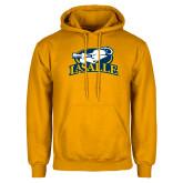 Gold Fleece Hoodie-La Salle