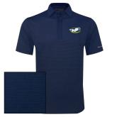 Columbia Navy Omni Wick Sunday Golf Polo-Mascot