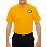 Under Armour Gold Performance Polo-Mascot