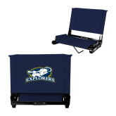 Stadium Chair Navy-Explorers