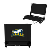 Stadium Chair Black-La Salle