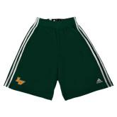 Adidas Climalite Dark Green Practice Short-LV