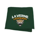 Dark Green Sweatshirt Blanket-Official Logo