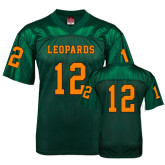 Replica Dark Green Adult Football Jersey-#12