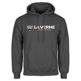 Charcoal Fleece Hoodie-Softball