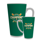 Full Color Latte Mug 17oz-2018 SCIAC Softball Champions