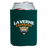 Neoprene Green Can Holder-Official Logo