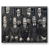 11 x 14 Photographic Print-Early Founders