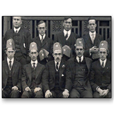 15 x 20 Photographic Print-Early Founders