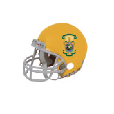 Riddell Replica Gold Mini Helmet-Coat of Arms