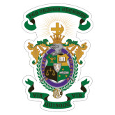Super Large Decal-Coat of Arms, 24 inches wide