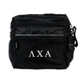 All Sport Black Cooler-Greek Letters