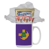Cookies N Cocoa Gift Mug-Crescent Friendship Pin