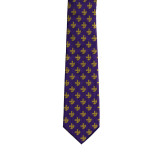 Traditional Tie-Crescent Pattern