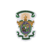 Embroidered Patch-Coat of Arms