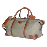 Cutter & Buck Chestnut Weekender-Greek Letters Debossed