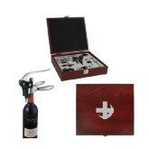 Executive Wine Collectors Set-Crescent Engraved