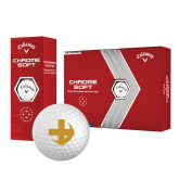 Callaway Chrome Soft Golf Balls 12/pkg-Crescent