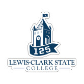 Small Decal-Lewis-Clark Tower