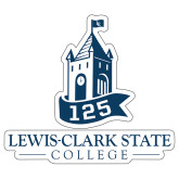 Extra Large Decal-Lewis-Clark Tower