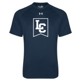 Under Armour Navy Tech Tee-LC