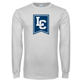 White Long Sleeve T Shirt-LC