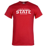 Red T Shirt-Lewis-Clark State College