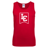 Red Tank Top-LC
