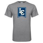 Grey T Shirt-LC