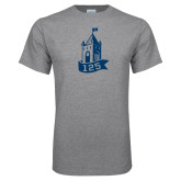 Grey T Shirt-125 Year Tower
