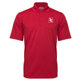 Red Mini Stripe Polo-LC