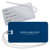 Luggage Tag-Lewis-Clark State College