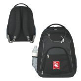 The Ultimate Black Computer Backpack-LC