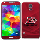 Galaxy S5 Skin-Red Lions Logo