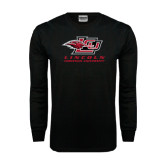 Black Long Sleeve TShirt-Combination Mark