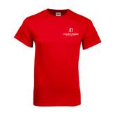 Red T Shirt-University Logo