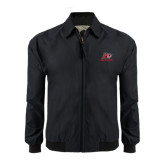 Black Players Jacket-Red Lions Logo