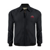 Black Players Jacket-Red Lions Stacked