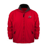 Red Survivor Jacket-Red Lions Logo