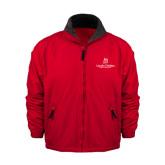 Red Survivor Jacket-University Logo