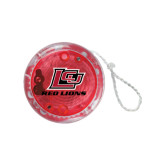 Light Up Red YoYo-Red Lions Logo