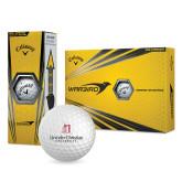 Callaway Warbird Golf Balls 12/pkg-University Logo