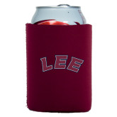 Collapsible Maroon Can Holder-Arched Lee
