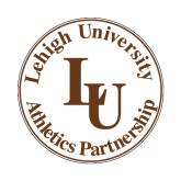 Small Decal-Lehigh University Athletics Partnership, 6 Inches tall