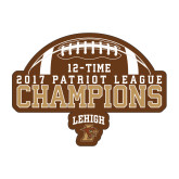Medium Magnet-2017 Patriot League Football Champions