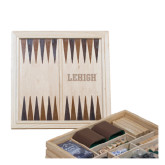 Lifestyle 7 in 1 Desktop Game Set-Flat Lehigh Engraved