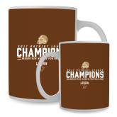 Full Color White Mug 15oz-2017 Patriot League Football Champions