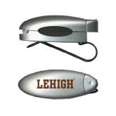 Silver Bullet Clip Sunglass Holder-Flat Lehigh