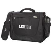 High Sierra Black Upload Business Compu Case-Flat Lehigh