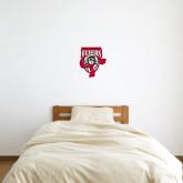 2 ft x 2 ft Fan WallSkinz-Primary Logo
